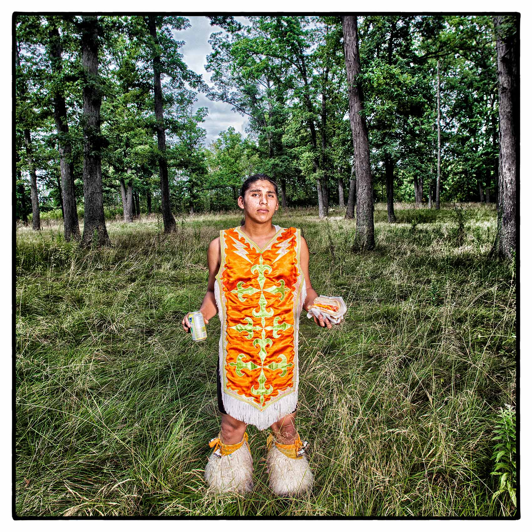 a-first-nations-boy-poses-for-a-photo-during-a-traditional-pow-wow-on-his-reserve-near-brandford-ontario-canada
