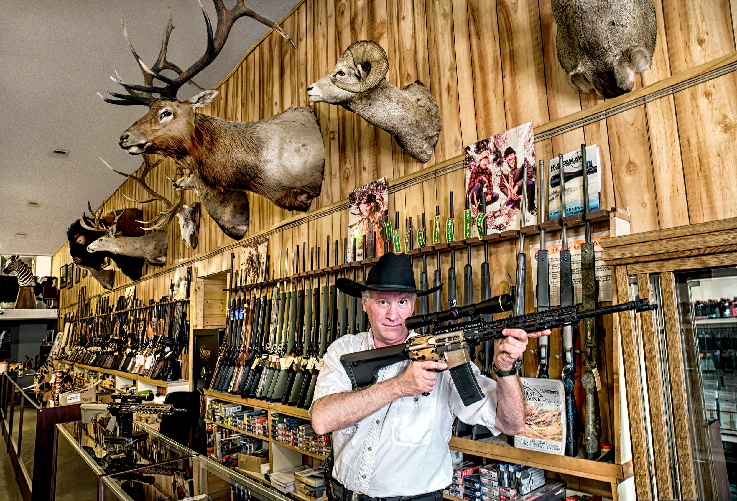 a-gun-store-owner-in-cody-wyoming-shows-off-his-weapons