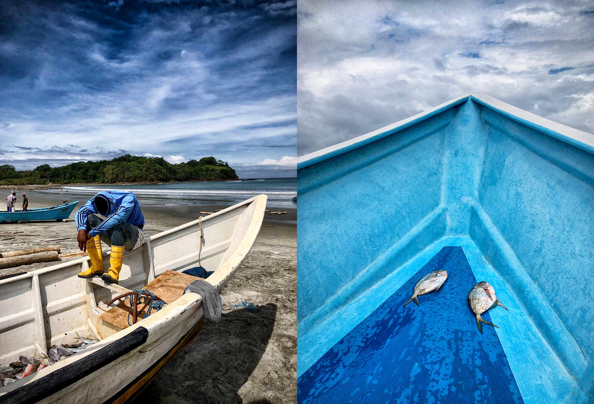 fishing-boats-in-mompiche-ecuador-by-the-best-travel-photographer-john-hryniuk