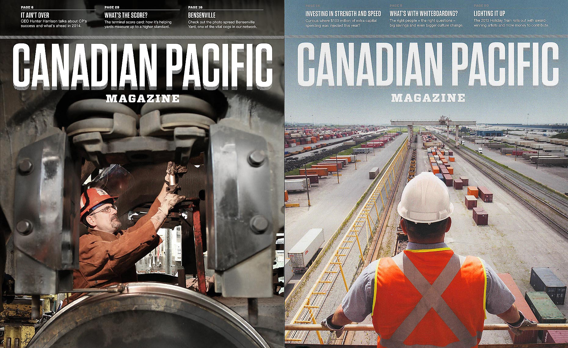 Canadian Pacific Magazine