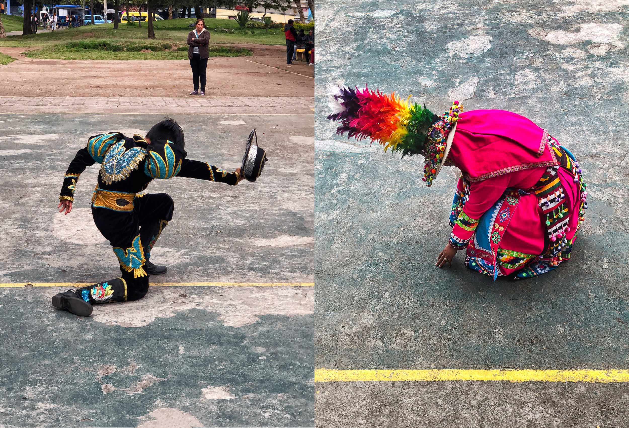 mayans-dance-in-a-park-in-Quito-by-Toronto-professional-photographer-John-Hryniuk