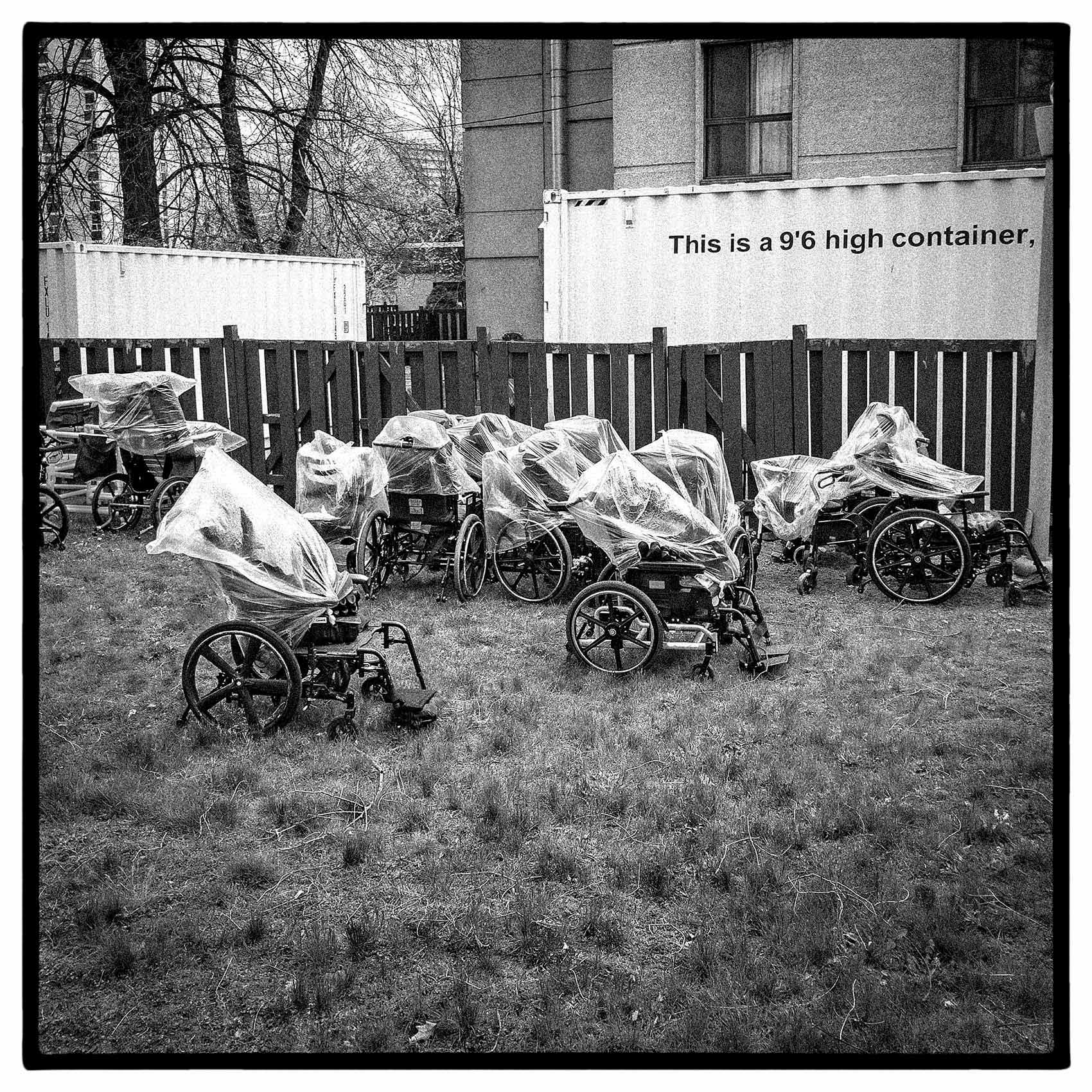 wheelchairs-of-the-dead-sit-outside-the-camilla-care-nursing-home-in-toronto